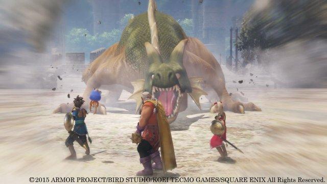 Dragon Quest Heroes: l'Albero del Mondo e le Radici del Male - Immagine 171365