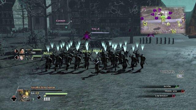 Bladestorm: Nightmare immagine 146730