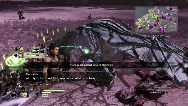 Bladestorm: Nightmare immagine 146736