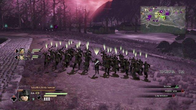Bladestorm: Nightmare immagine 146737