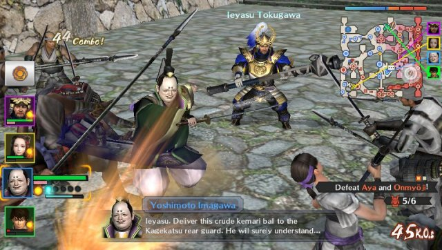 Samurai Warriors: Chronicles 3 immagine 155564