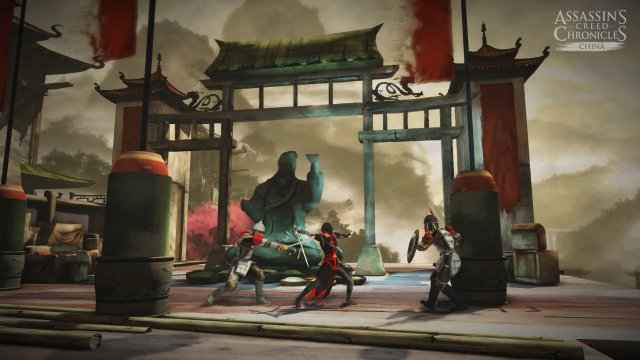 Assassin's Creed Chronicles: China - Immagine 147525