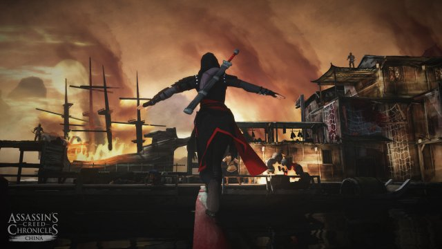 Assassin's Creed Chronicles: China immagine 147534