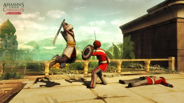 Assassin's Creed Chronicles: China immagine 147539