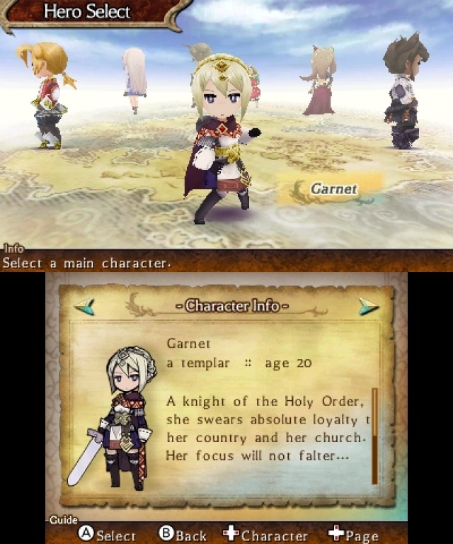 The Legend of Legacy immagine 160435
