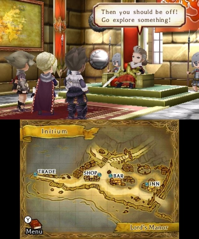 The Legend of Legacy - Immagine 160436