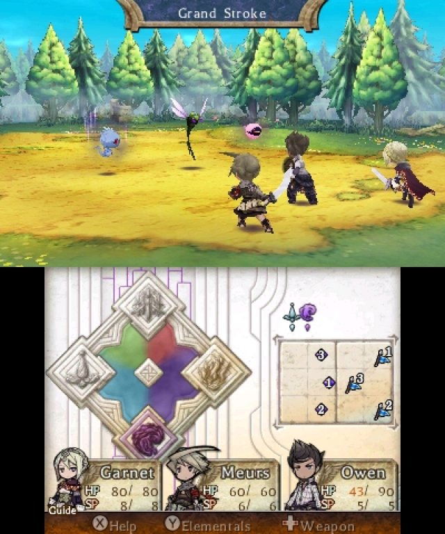 The Legend of Legacy - Immagine 160437