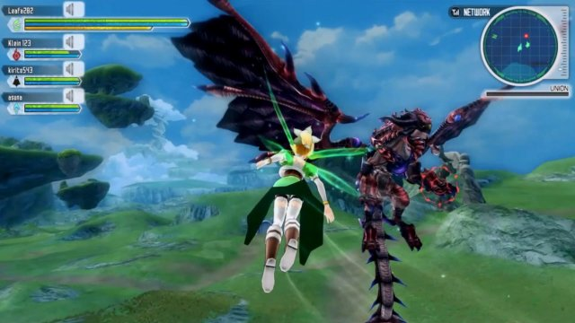 Sword Art Online: Lost Song immagine 166248