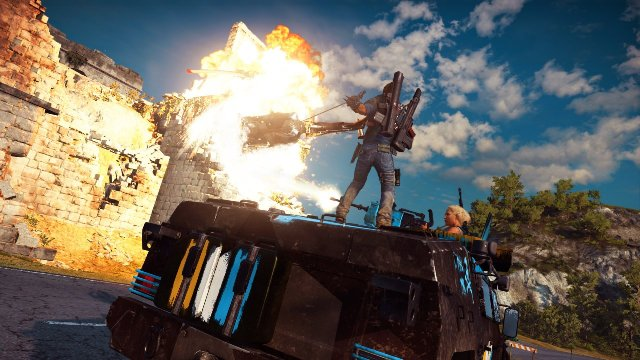 Just Cause 3 - Immagine 171030