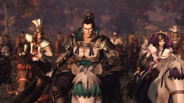 Samurai Warriors 4-II immagine 165760