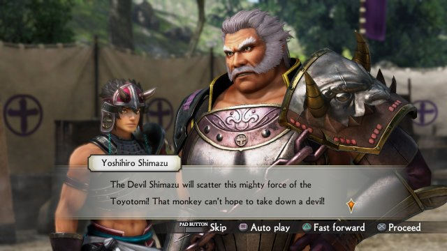 Samurai Warriors 4-II immagine 165768