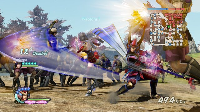 Samurai Warriors 4-II immagine 165776