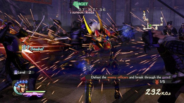 Samurai Warriors 4-II immagine 165780