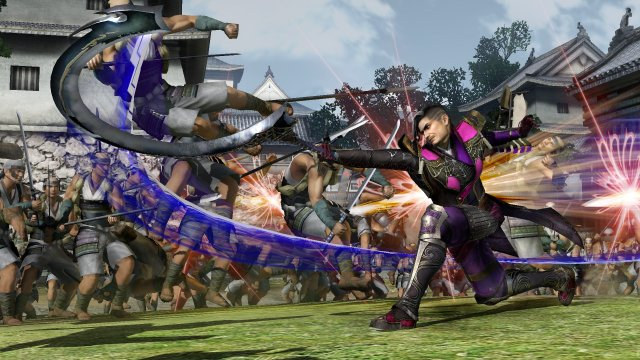 Samurai Warriors 4-II immagine 165784