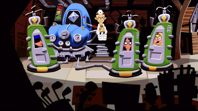 Day of the Tentacle Remastered - Immagine 167930
