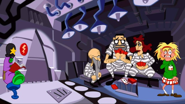 Day of the Tentacle Remastered immagine 167936
