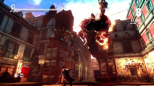DMC Devil May Cry: Definitive Edition immagine 138301