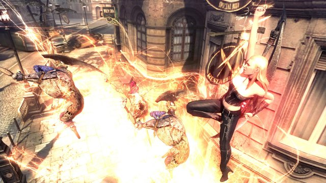 Devil May Cry 4: Special Edition immagine 151805