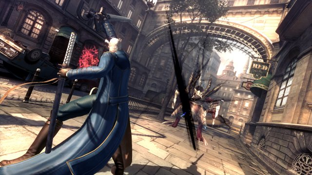 Devil May Cry 4: Special Edition - Immagine 149790
