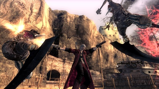 Devil May Cry 4: Special Edition - Immagine 149808