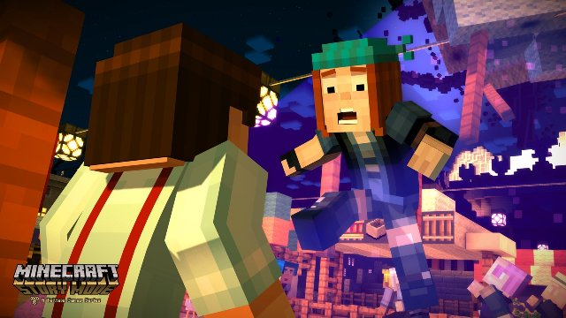Minecraft Story Mode - Episode 1: The Order of Stone - Immagine 163355