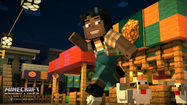 Minecraft Story Mode - Episode 1: The Order of Stone immagine 163369
