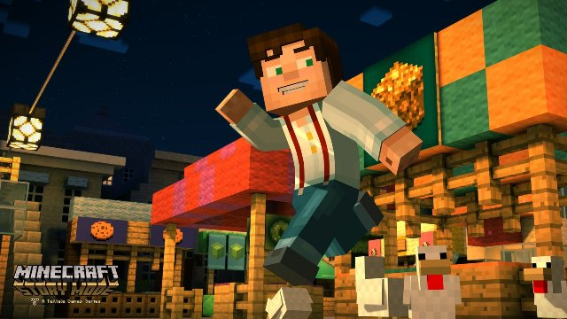 Minecraft Story Mode - Episode 1: The Order of Stone - Immagine 163373