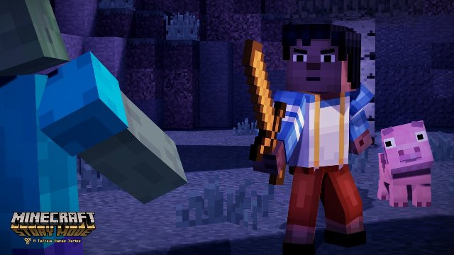 Minecraft Story Mode - Episode 1: The Order of Stone - Immagine 163391