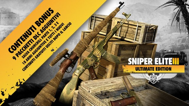 Sniper Elite 3 Ultimate Edition immagine 139057