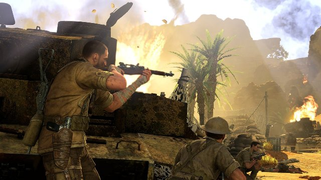 Sniper Elite 3 Ultimate Edition immagine 139068