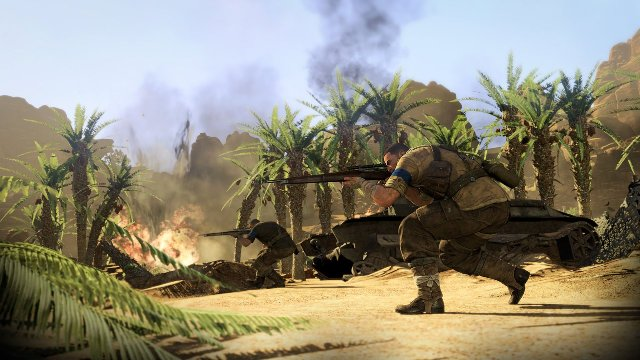Sniper Elite 3 Ultimate Edition immagine 139070