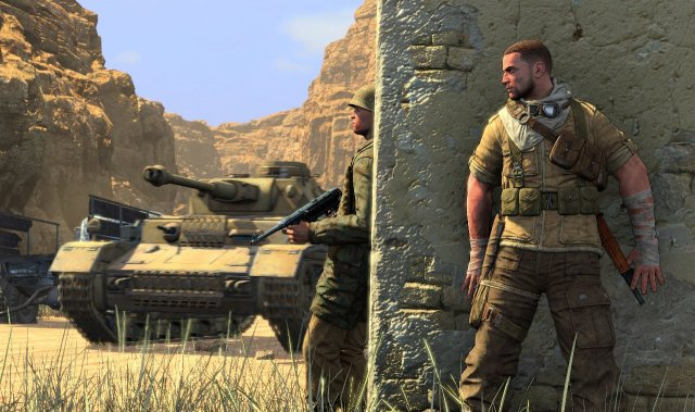 Sniper Elite 3 Ultimate Edition immagine 139085