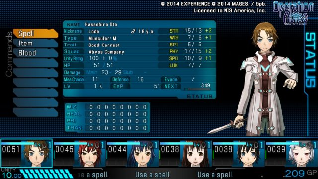 Operation Abyss: New Tokyo Legacy immagine 143243