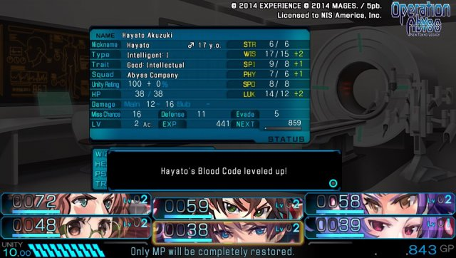 Operation Abyss: New Tokyo Legacy immagine 143245