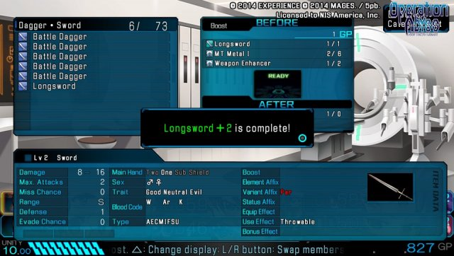 Operation Abyss: New Tokyo Legacy immagine 143247