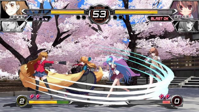 Dengeki Bunko: Fighting Climax immagine 140293