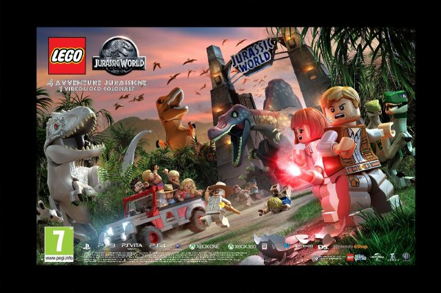 LEGO Jurassic World immagine 151991