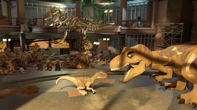 LEGO Jurassic World immagine 155388