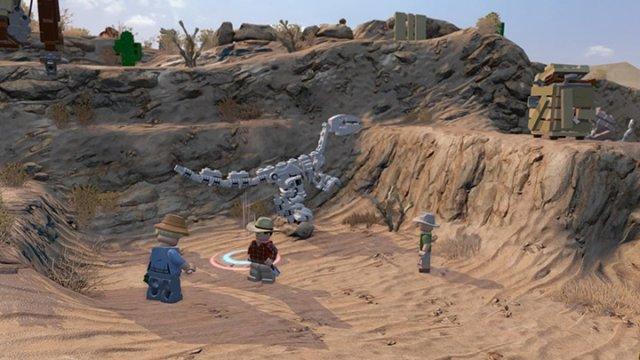 LEGO Jurassic World - Immagine 149510