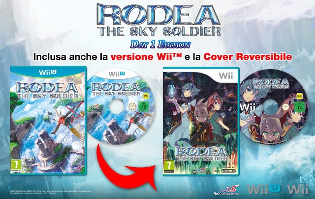 Rodea: The Sky Soldier immagine 162312
