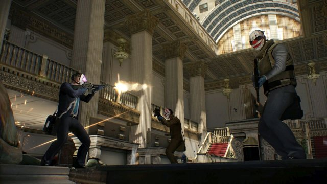 Payday 2: Crimewave Edition immagine 144419
