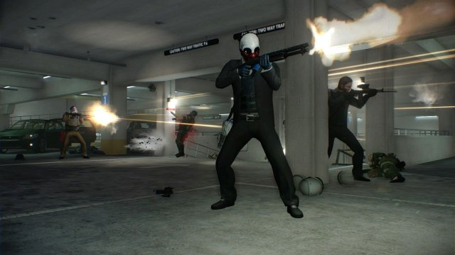 Payday 2: Crimewave Edition immagine 144422