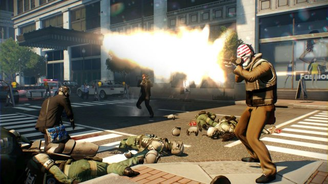 Payday 2: Crimewave Edition immagine 144424