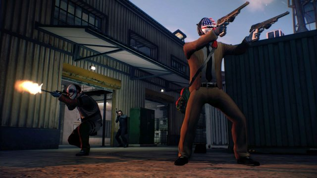Payday 2: Crimewave Edition immagine 144435