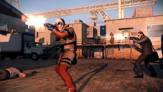 Payday 2: Crimewave Edition immagine 144437