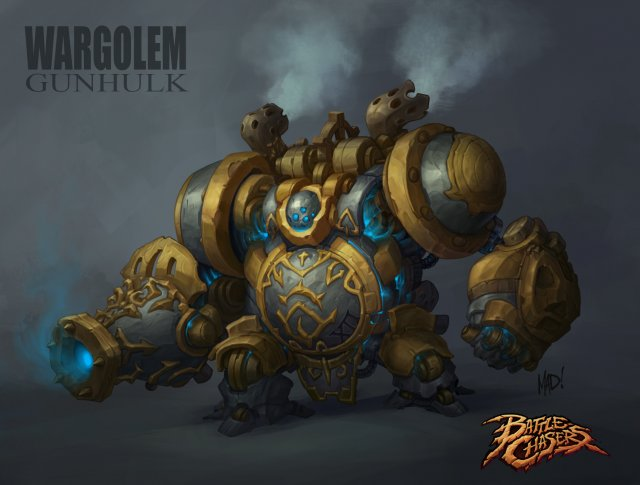 Battle Chasers immagine 144508