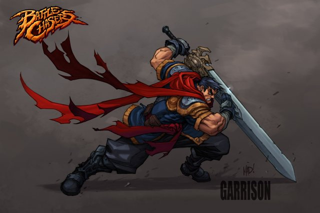 Battle Chasers immagine 144513