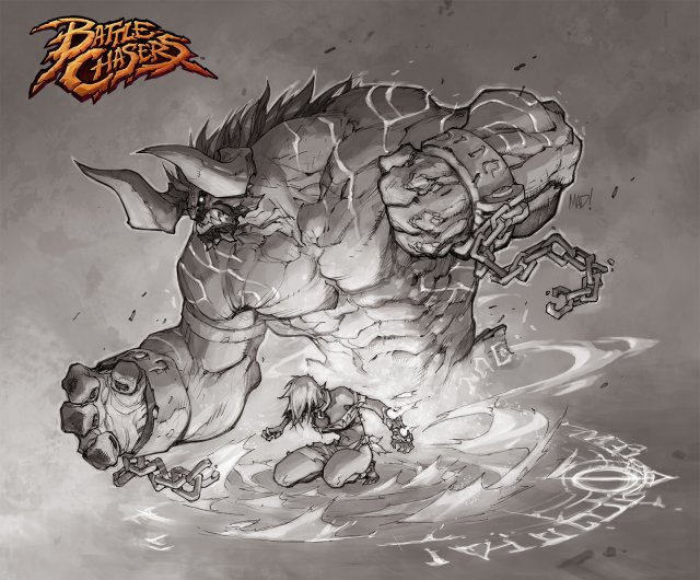 Battle Chasers immagine 144517