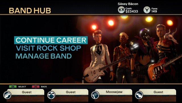 Rock Band 4 - Immagine 165309