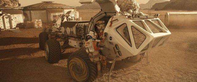 Sopravvissuto - The Martian immagine 166223